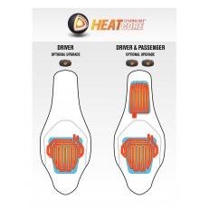 2013-2020 Bolt/R-Spec/C-Spec Profiler™ BW Seat