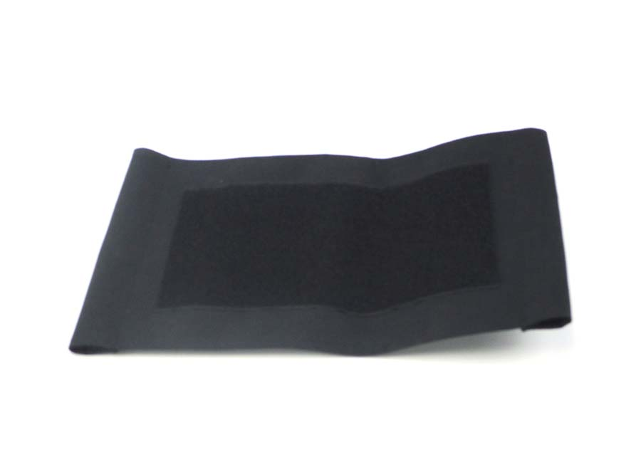 Replacement removable panel for sissy bar bags (14811)