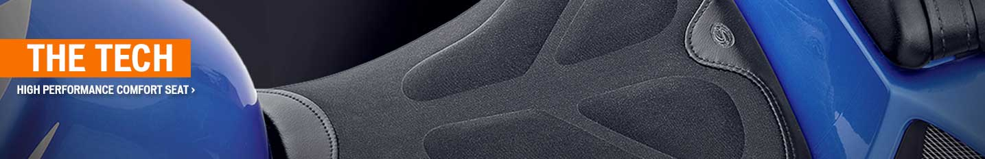 The Tech High Performance Comfort Seat