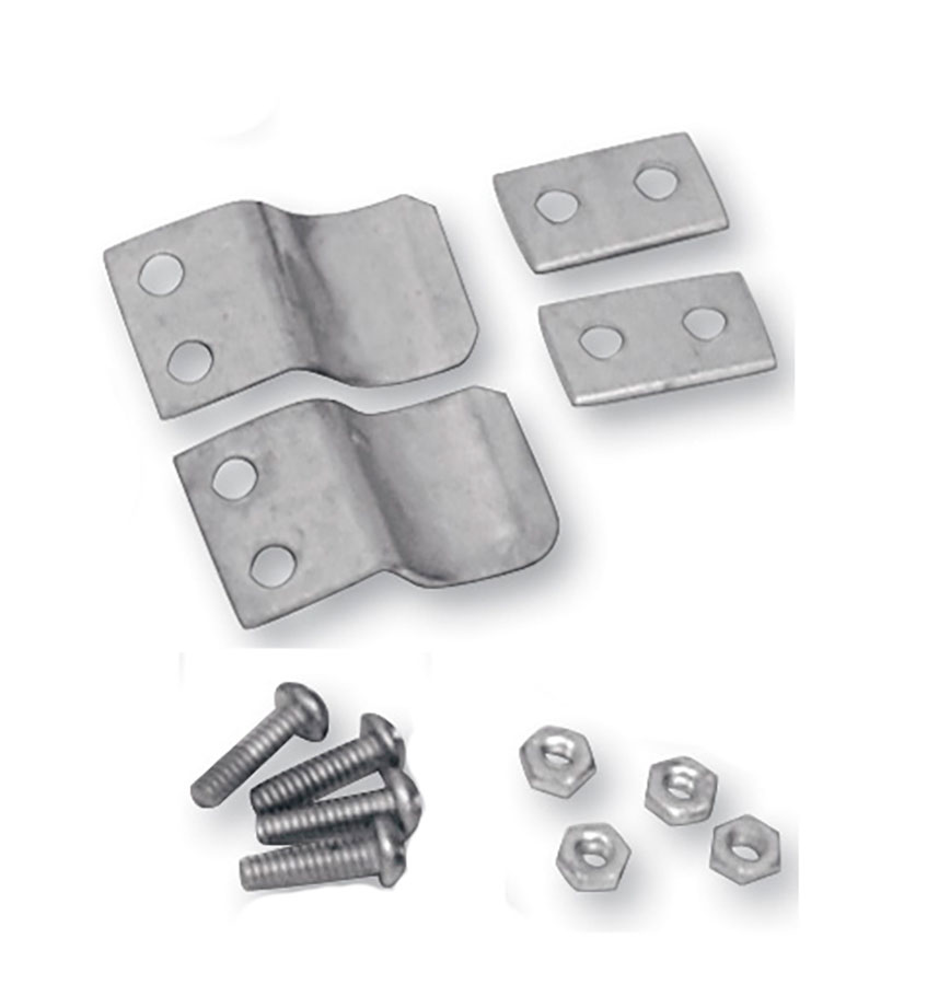 Replacement bracket set for rigid bag , tear drop bag (14813)